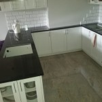 blaty kuchenne z granitu Absolute Black