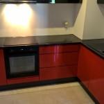 blaty kuchenne z granitu Jet Black